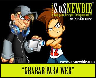 Videotutorial Guardar para Web by SOSFactory
