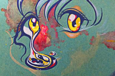 Dripping Moe Eyes by Halsuke-JP