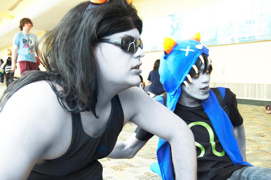 male nepeta leijon cosplay otakon 2012 pic4 by chimera