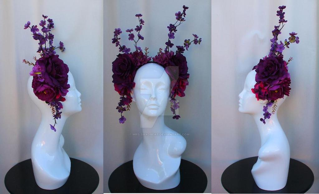 Fleurs des fees - La Reine by Mrs-SaxoBeat