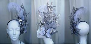 Winter Weaver Headpiece