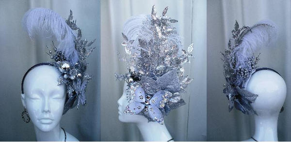 Winter Weaver Headpiece by Mrs-SaxoBeat