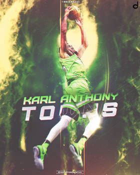 Karl Anthony Towns | wallpaper