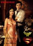 Smallville Princess + Reporter