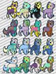 (14/16 open)Puppy adoptables 2