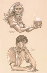 Demigod Sketches
