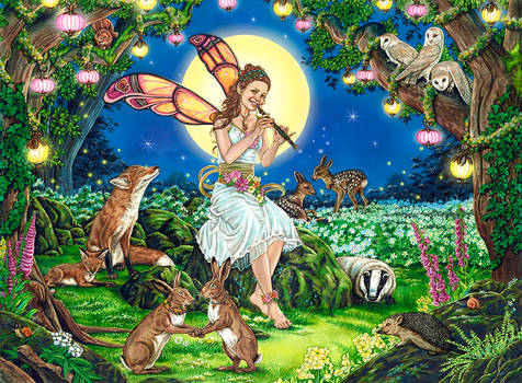 The fairy piper