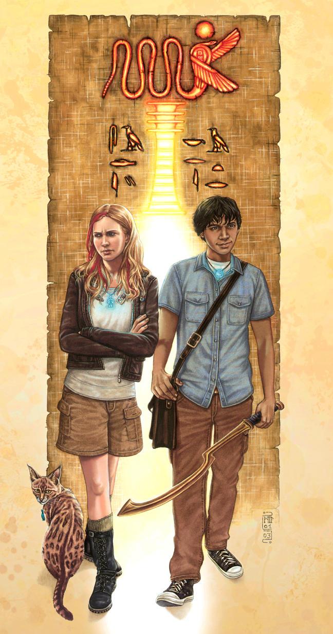 Blood Of The Pharaohs by MiaSteingraeber