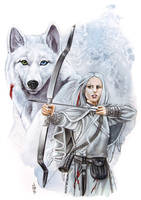 The wolf within by MiaSteingraeber