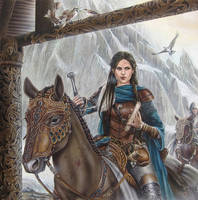 Songs of Beleriand: Etain by MiaSteingraeber