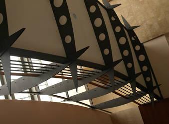 Ahmed Adnan Saygun Art Centre by rezzanakin