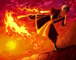 Zuko - The mighty Firebender