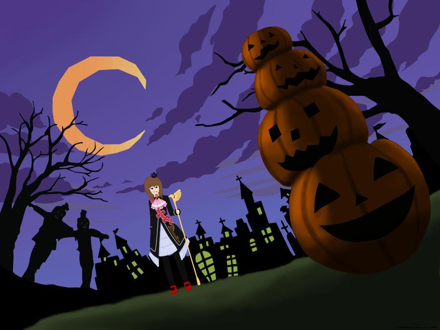 Happy Halloween MARIA by JuneII
