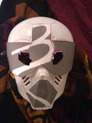 Ghost Recon:Breakpoint Wolf tactical mask progress