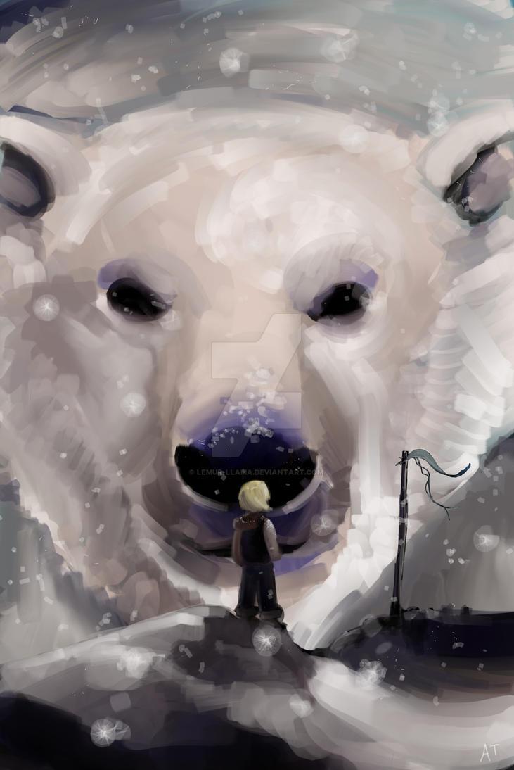 Polar Bear by lemur-llama