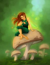 Fairy Waiting