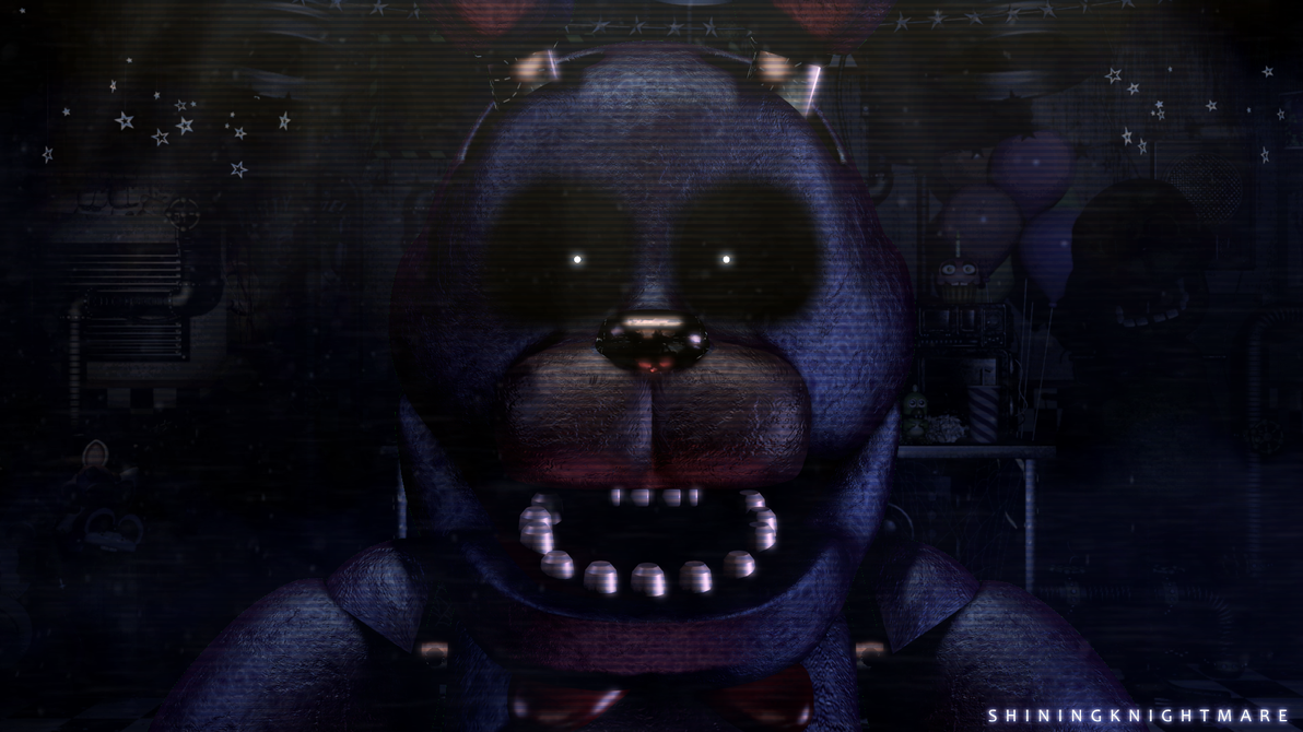 [SFM/FNAF] Let's play a game... by ShiningKnightmare