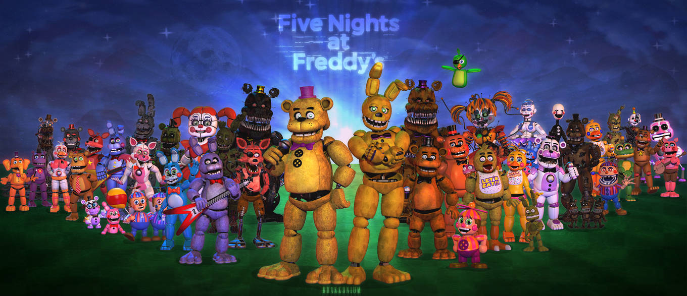 Welcome to the World of Five Nights at Freddy's!