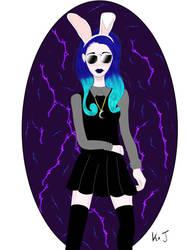 Goth queen by kaityshowgirl