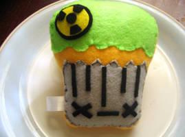 Toxic Cupcake by manriquez