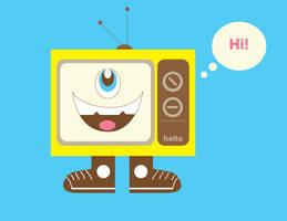 Hi TV by manriquez