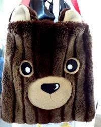 Bear Purse by manriquez