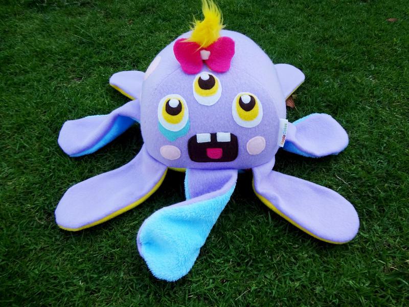 Baby Octopus by manriquez