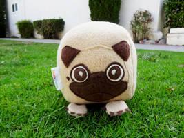 Pug Loaf by manriquez