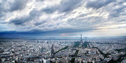 Paris by valentina85