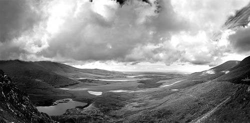 Ring of Kerry BW by valentina85