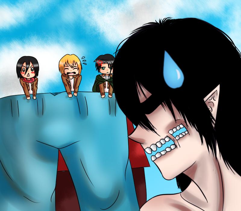 Shingeki no Kyojin(Attack on Titan) - Page 6 Eren__pants__now__by_nagireboshi-d6khgm0