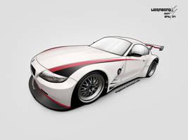 BMW z4 by wegabond