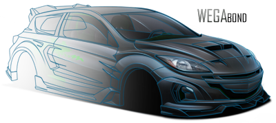 Mazda MPS by wegabond
