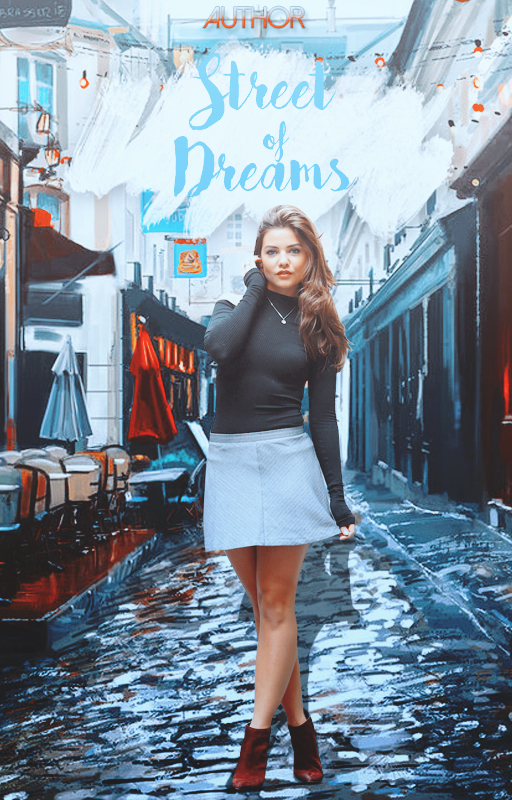 Street of dreams simple book cover wattpad by dxmonadict for Street of dreams