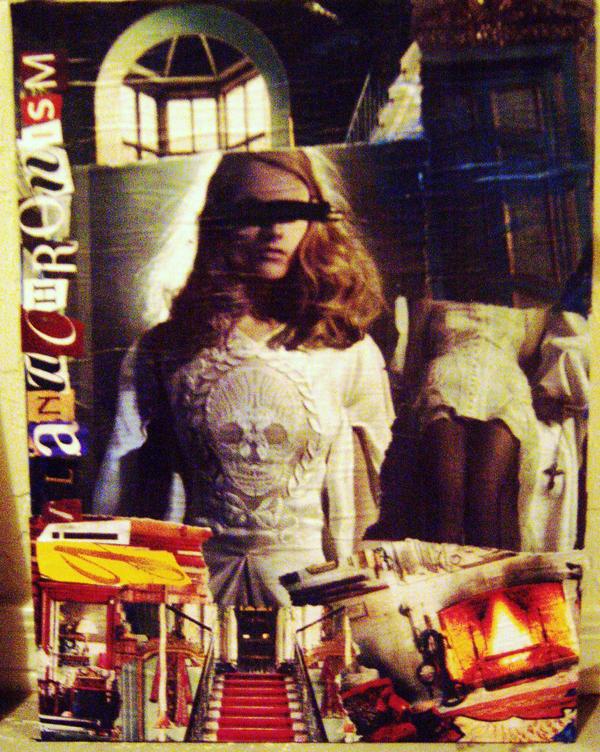 .girl anachronism. by RebelWaltz