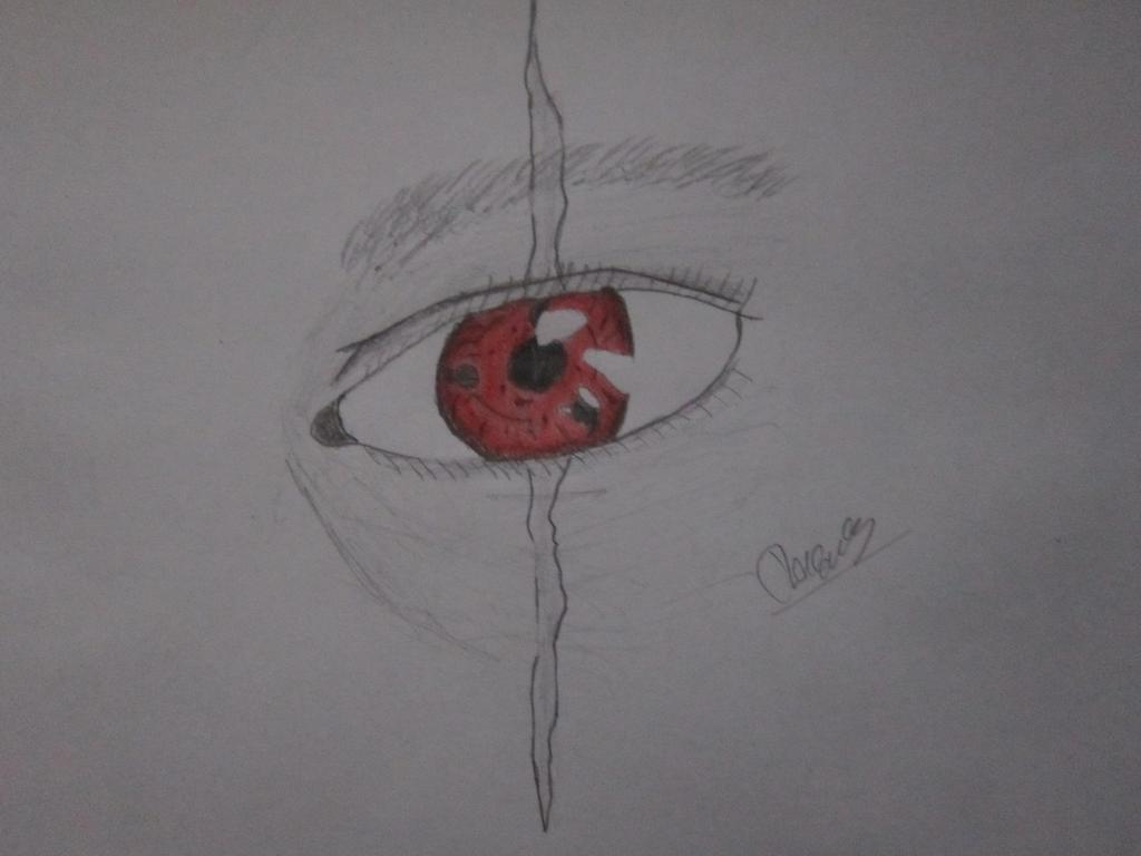 Kakashi Sharingan Eye by XRallemangafreak on DeviantArt
