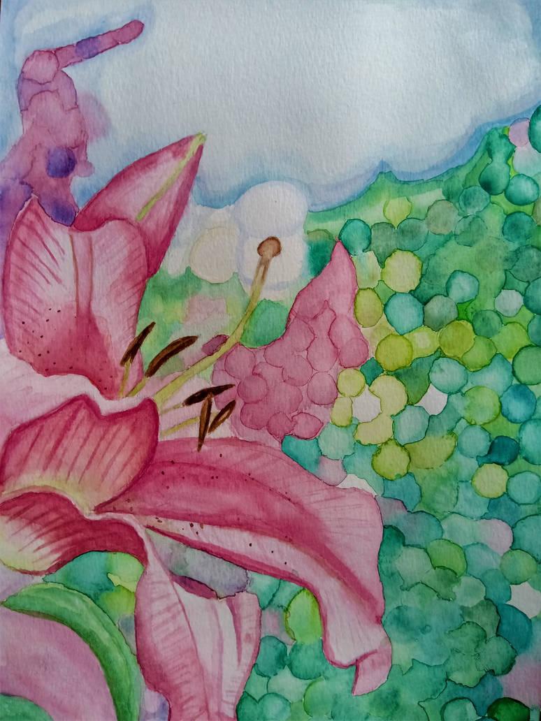 (Prize) Lily Love