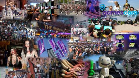 Gamescom 2012 - Bilder Collage V2