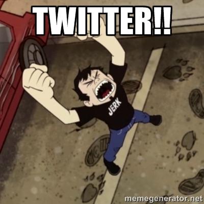 Dan vs Twitter by Xarti
