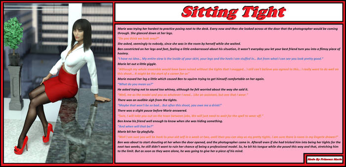 Sitting tight version 2