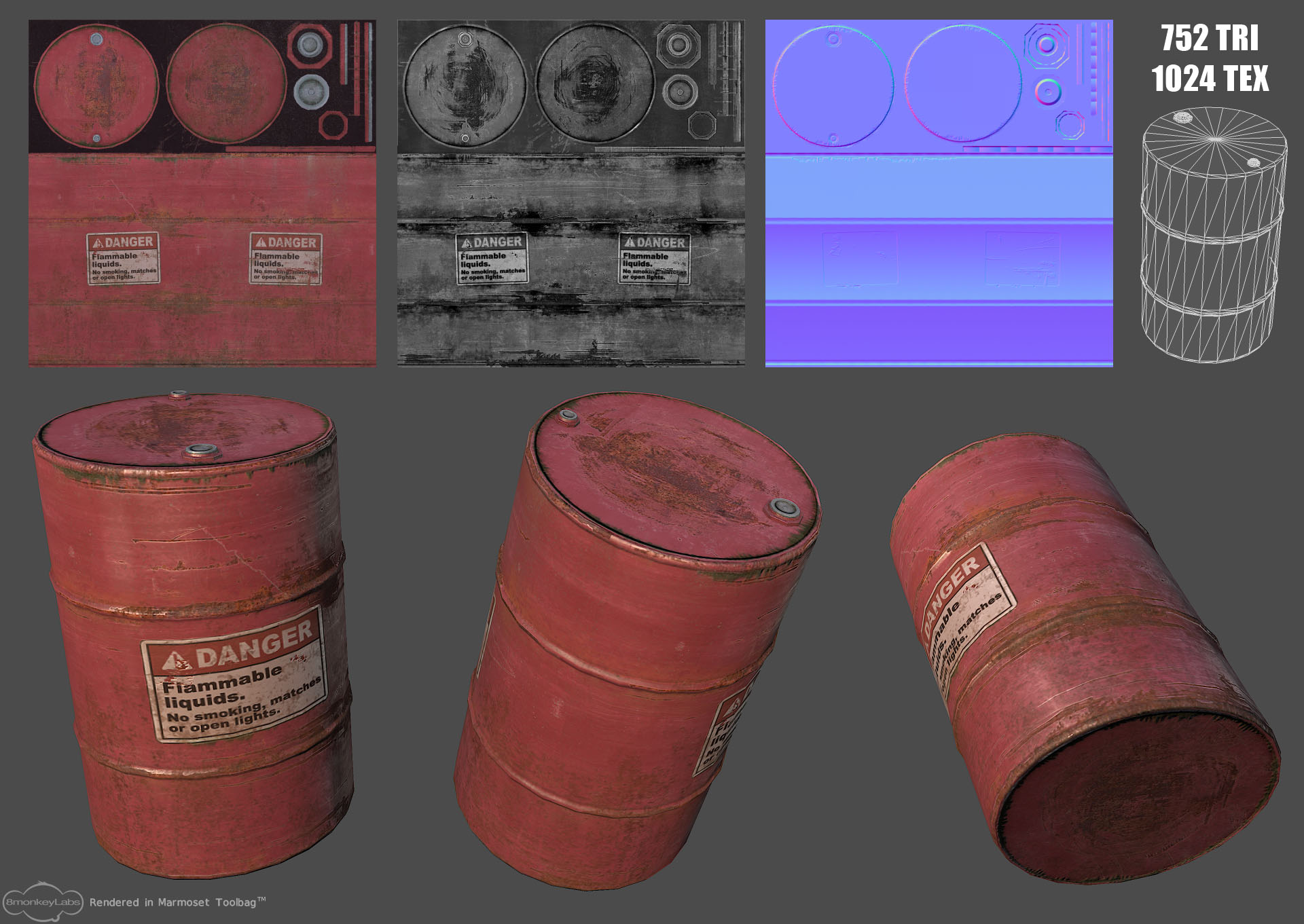 Speed Barrel by Kruku