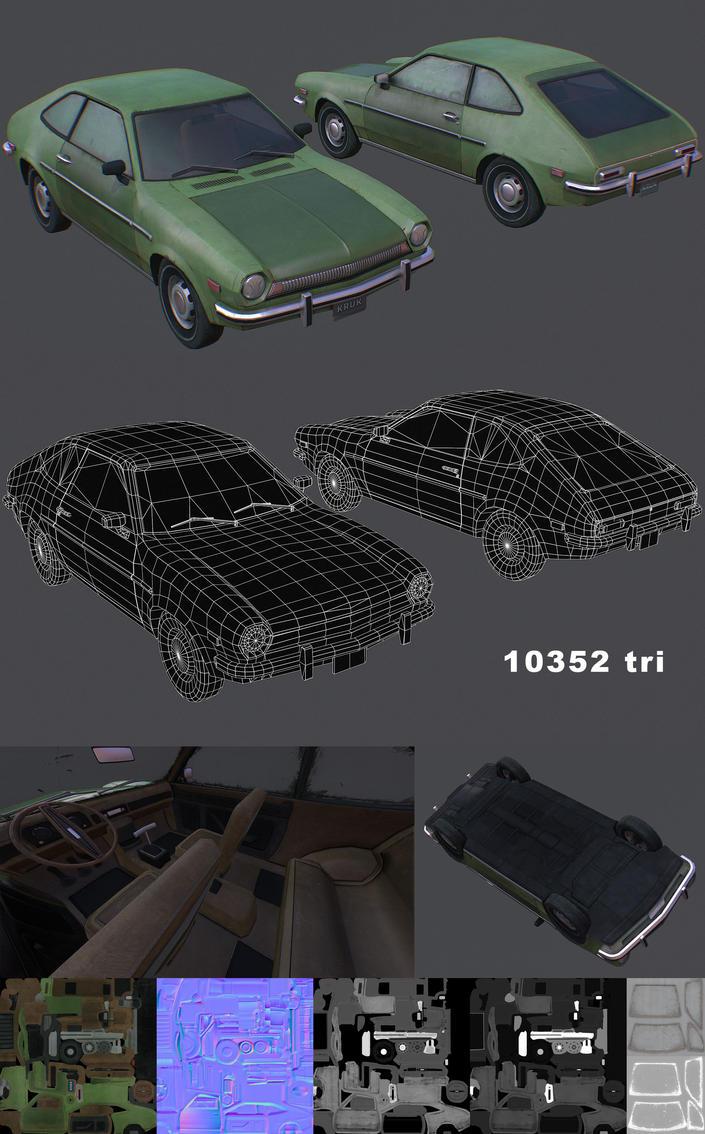 Ford Prev by Kruku