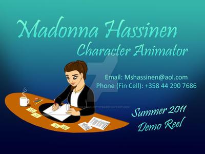 AM Animation Demo Reel Summer 2011