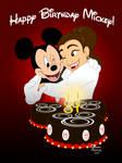 Happy (Belated) Birthday Mickey Mouse!