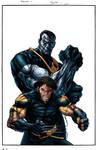 ultimate x-men 47 cover