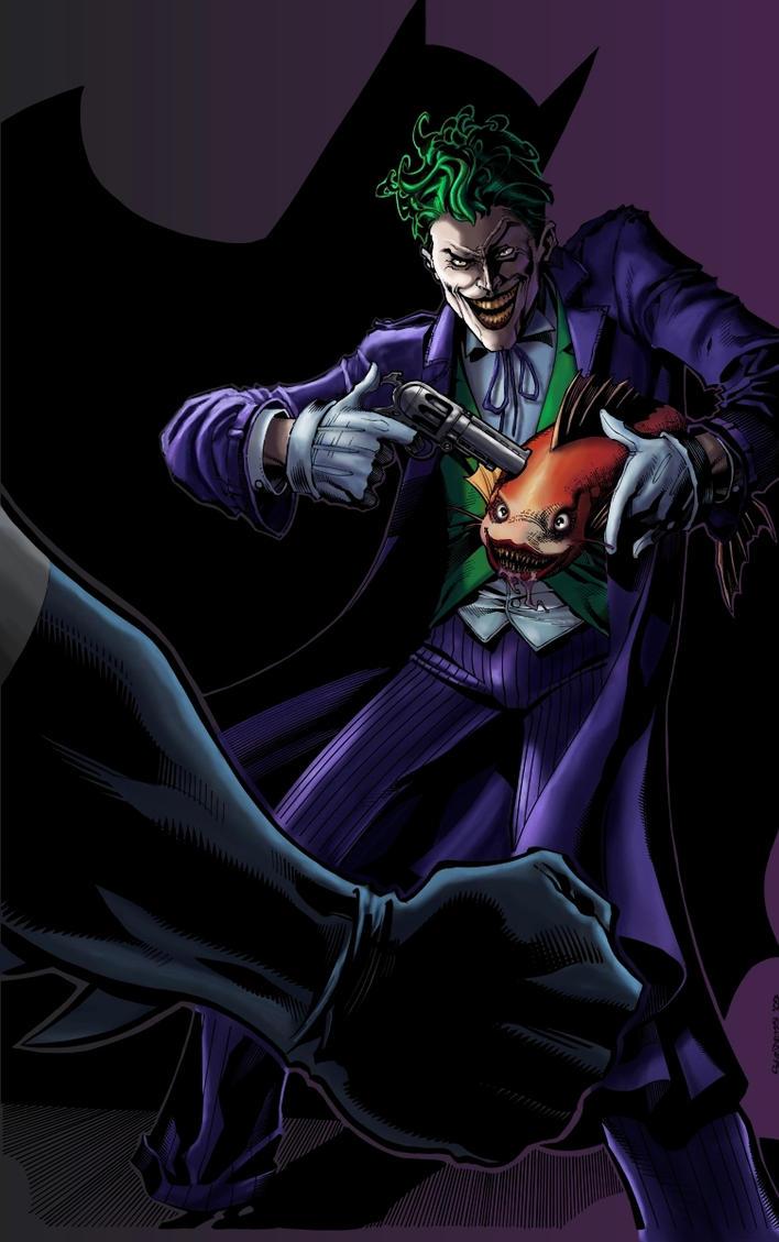 joker's gamble by logicfun