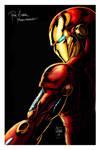 iron man profil