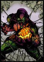 green goblin by logicfun