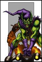 green goblin return by logicfun
