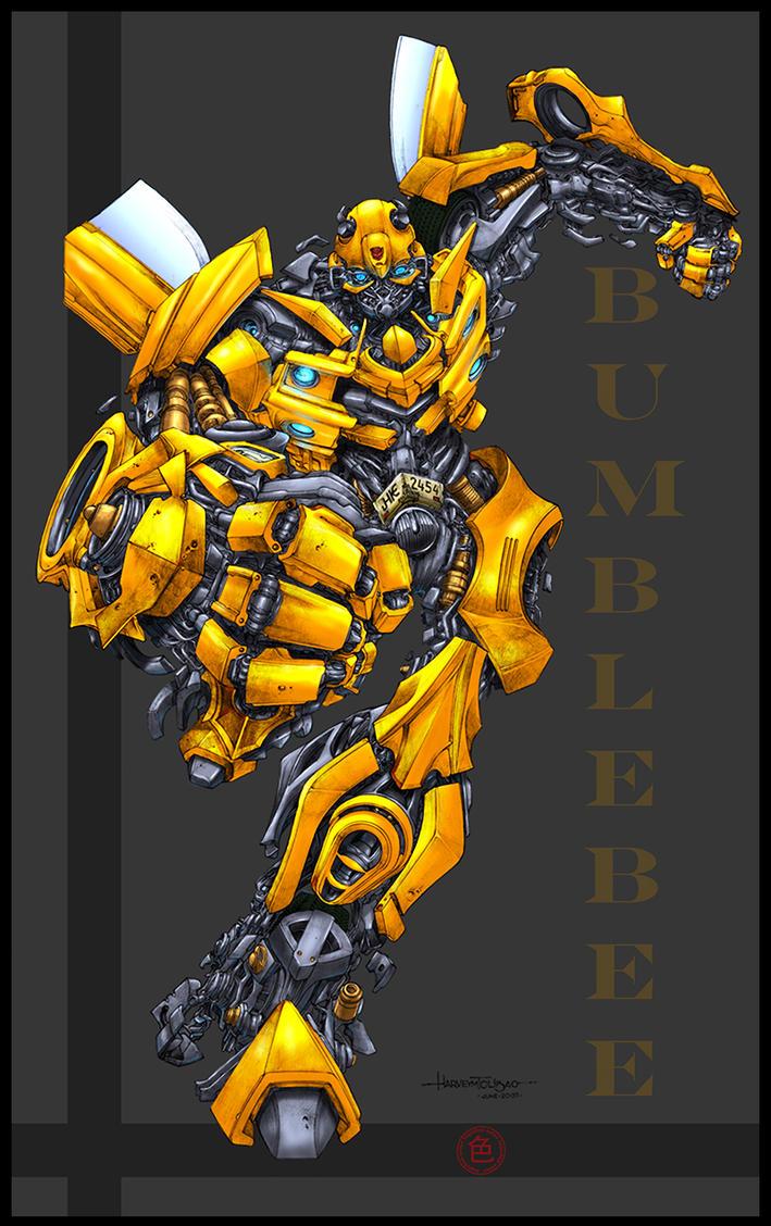 bumblebee by logicfun